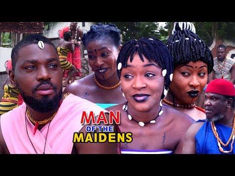 Man of The Maidens Season 1 - Chacha Eke & Ugezu J. Ugezu 2018 New Nigerian Nollywood Movie  Full HD