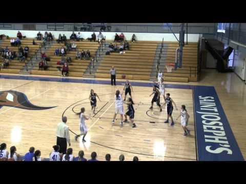 Women's Basketball Highlights vs. Suffolk