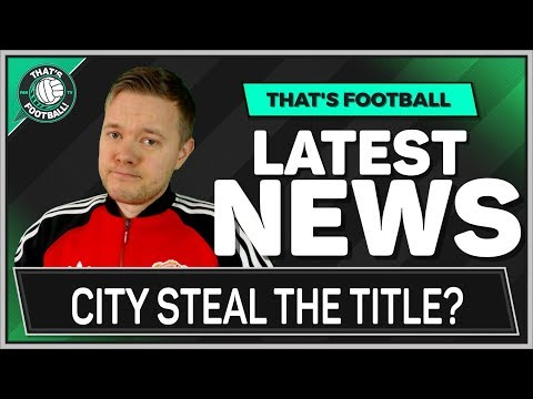 Man City Steal Liverpool's Title! Man Utd Or Arsenal For Banter FC?