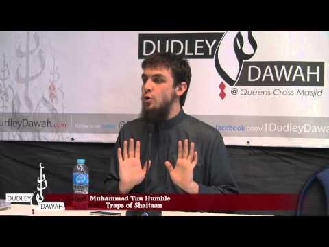 TRAPS OF SATAN (MUST WATCH) | Ustadh. Muhammad Tim Humble