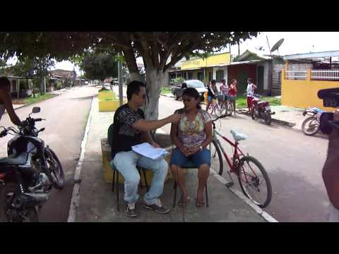 Entrevista em Codajás