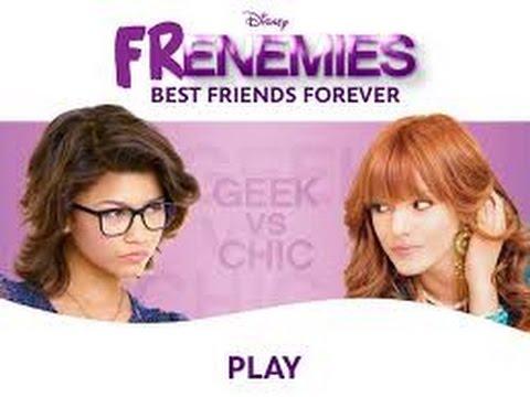 Frenemies (2012) with Zendaya, Mary Mouser, Bella Thorne Movie