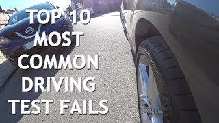 Video Top 10 Most Common Driving Test Fails MP3, 3GP, MP4, WEBM, AVI, FLV Agustus 2019
