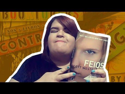 Conversando sobre a trilogia Feios - Scott Westerfeld | #BCBY