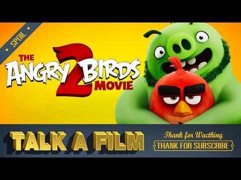 ถึงคราวที่นกกับหมูต้องร่วมมือกัน Angry Birds Movie 2 (2019) สปอยหนัง