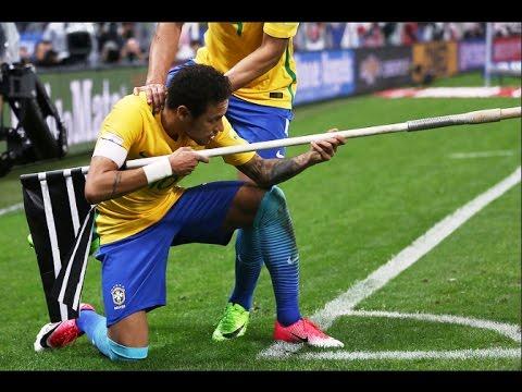 Brazil Vs Paraguay (3-0) Goals & Highlights |HD| 2018 World Cup Qualification (CONMEBOL)