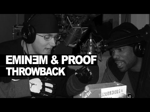 EMINEM & PROOF FREESTYLE (NEVER HEARD BEFORE)  @TimWestwood 1999 FULL VERSION @Eminem