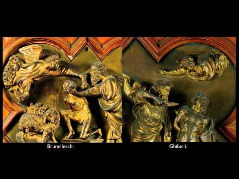 & Brunelleschi u0026 Ghiberti the Sacrifice of Isaac (video)   Khan Academy