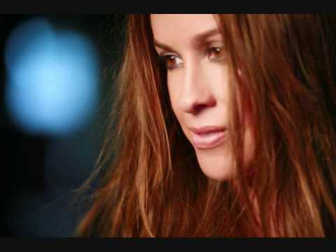Tekst piosenki Alanis Morissette - Uninvited po polsku