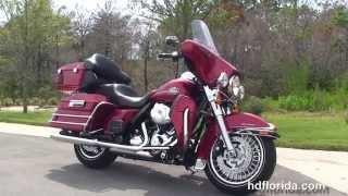 6. Used 2013 Harley Davidson Ultra Classic Electra Glide Motorcycles for sale  - Miami, FL