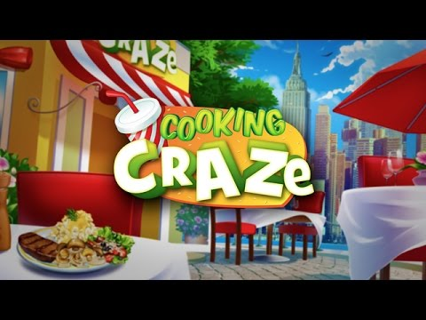 COOKING CRAZE Gameplay