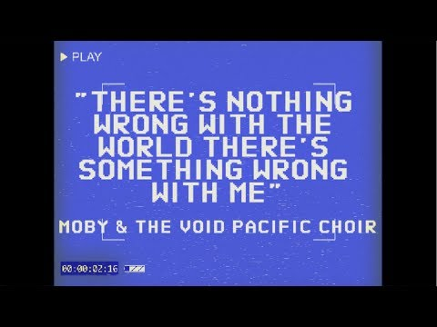 There's Nothing Wrong with the World There's Something Wrong with Me (Performance Video)