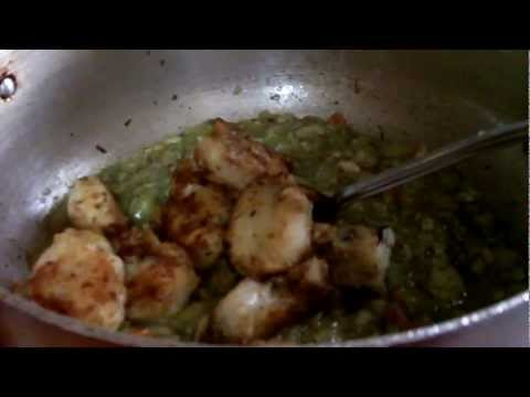 Caribbean Recipe: How to Make Fried Snapper with Chinese Okra – Jhinge
