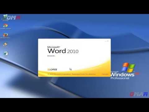 Como instalar Office 2010 en Windows  XP con Service pack 1 o 2