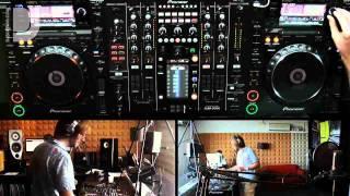 Dan Tait - Live @ DJsounds Show 11 2010