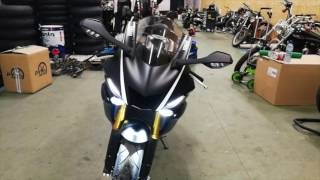 9. NEW! 2017 Yamaha YZF-R6 RJ27 | Walk Around | Test Ride