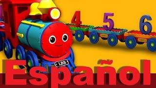 La canción del uno al veinte | Canciones infantiles | LittleBabyBum