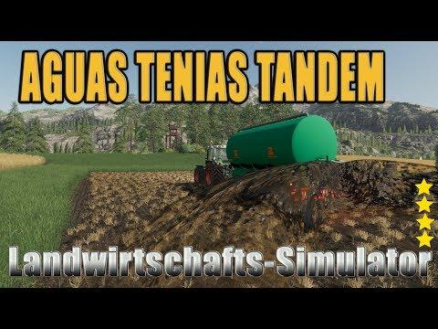 Aguas Tenias Tandem 20 v1.0.0.0