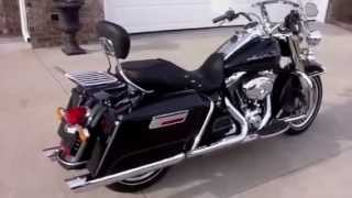 4. 2012 Harley Davidson Road King FLHR
