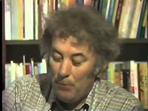 Archival: Seamus Heaney reads and discusses his poems