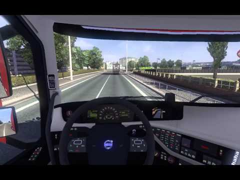 Display Volvo FH 2012 by kuba141 V2.1