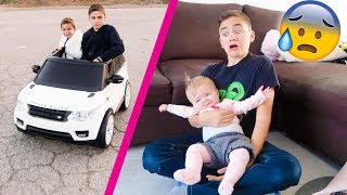 Video SWAN & NÉO FONT DU BABY SITTING 👶🏻 - Ft Allo Maman MP3, 3GP, MP4, WEBM, AVI, FLV November 2017
