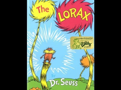Dr. Seuss and the Gospel Part 2: The Lorax, the Prophets, and the iPad