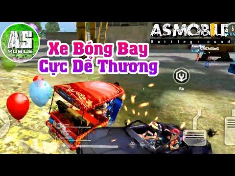 [Garena Free Fire] Lần Đầu Dùng Xe Tok Tok Bóng Bay | AS Mobile - Thời lượng: 16 phút.