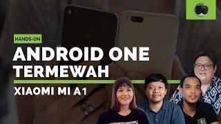 Video Xiaomi Mi A1 Hands-on (feat. SobatHAPE, Herry SW, KompasTekno, JagatReview) MP3, 3GP, MP4, WEBM, AVI, FLV Mei 2018