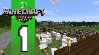 Beef Plays Minecraft - Mindcrack Server - S5 EP01 - Here We Go!