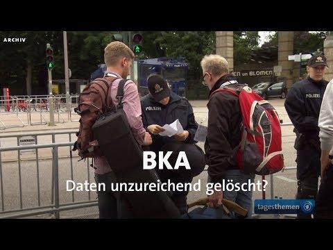 Journalisten bei G20: Vorwürfe gegen BKA