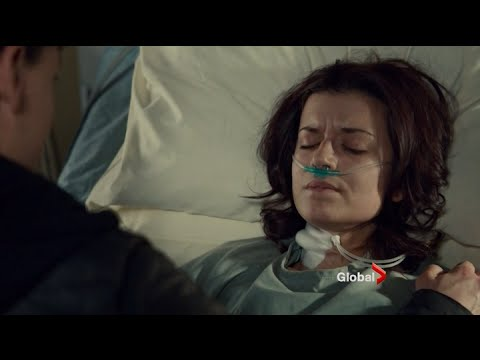 ~* Rookie Blue Season 5 Episode 1 - Chloe Hospital Scenes Part 3 *~