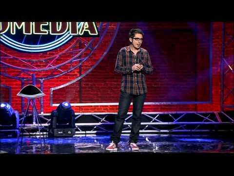 Berto Romero Fallos del lenguaje - El Club de la Comedia