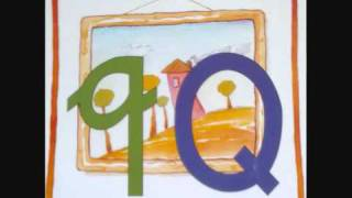 cançó per aprendre l'alfabet en catalá a l' educació infantil.