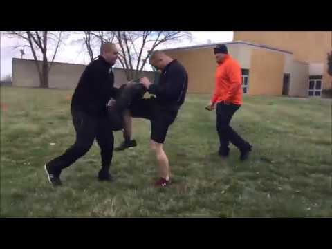 Eastern Missouri Police Academy: SABRE Spray
