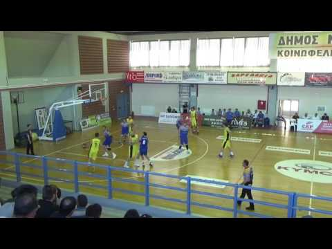 Machites Pefka-Iraklis 73-66 (No4 yellow)