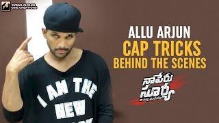 Video Allu Arjun Cap Tricks | Lover Also Fighter Also Song | Behind The Scenes | NSNI | #FlipItLikeSurya MP3, 3GP, MP4, WEBM, AVI, FLV Agustus 2018