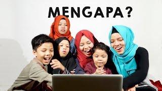 Video GEN HALILINTAR REACTION #MENGAPA? - Official Music Video MP3, 3GP, MP4, WEBM, AVI, FLV Juni 2019
