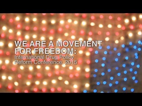 Assista a um resumo da Drug Policy Reform Conference 2015