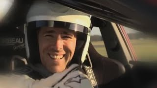 Behind the Scene with Ryan Reynolds - Top Gear - BBC
