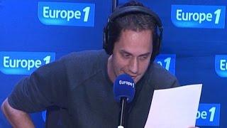 ABONNEZ-VOUS pour plus de vidéos : http://bit.ly/CyrilHanounaE1Quand Grand Corps Malade slame du Francky Vincent LE DIRECT : http://www.europe1.fr/direct-video Nos nouveautés : http://bit.ly/1pij4sV Retrouvez-nous sur :  Notre site : http://www.europe1.fr  Facebook : https://www.facebook.com/Europe1  Twitter : https://twitter.com/europe1  Google + : https://plus.google.com/+Europe1/posts  Pinterest : http://www.pinterest.com/europe1/