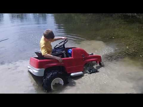 MTD Gas Power Wheel Duromax Test