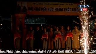 [LIVESTREAM] Tuần lễ văn hóa Phật giáo, chào mừng đại lễ VU LAN BÁO HIẾU, PL.2561-DL.2017
