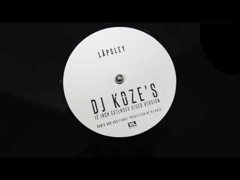 AUDIO: LÅPSLEY - Operator (DJ Koze's Extended Disco Version)