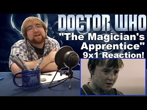 """Doctor Who 9x1: """"The Magician's Apprentice"""" 