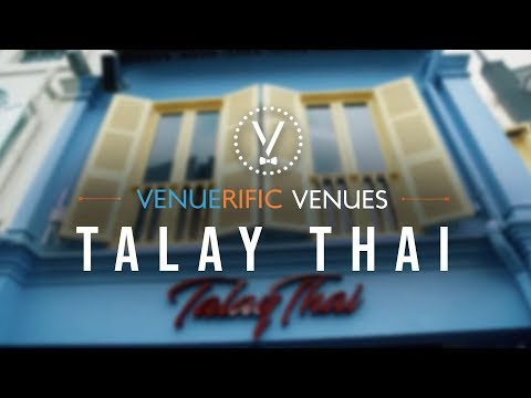 Talay Delicious Thai Restaurant & Corporate Event Space