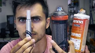 In this video you will see two cans challenge or I should rather say low budget challange. And also one marker challenge. The first one is a graffiti painting on a wall and the second one is graffiti sketch on a paper.MICHAL DECIT VIDEO: http://bit.ly/2uu1dVf●●●●●●●●●●●●●●●●●●●●●●●●●●●●●●●●●●●My Art supplies:1. Markers: http://amzn.to/2sdrkAg2. Markers: http://amzn.to/2sdjbMiPainting Mask: http://amzn.to/2rCKYXEMy Tech gear:Drone: http://amzn.to/2sF1sP2Camera: http://amzn.to/2rrQus2POV Camera: http://amzn.to/2rDlRnwComputer: http://amzn.to/2sL5iWu●●●●●●●●●●●●●●●●●●●●●●●●●●●●●●●●●●●MY SHOP: http://doke.bigcartel.com/●●●●●●●●●●●●●●●●●●●●●●●●●●●●●●●●●●●FOLLOW ME:Facebook : http://on.fb.me/1NK2053Instagram : http://bit.ly/21aOj9n●●●●●●●●●●●●●●●●●●●●●●●●●●●●●●●●●●●●CONTACT ME:Email : doketv.info@gmail.com●●●●●●●●●●●●●●●●●●●●●●●●●●●●●●●●●●●●SEND ME SOMETHING:Martin HirnerP.O.BOX 1285003, Bratislava 53●●●●●●●●●●●●●●●●●●●●●●●●●●●●●●●●●●●●MUSIC :http://bit.ly/1l3zpKdBeat maker:https://soundcloud.com/funky_fella