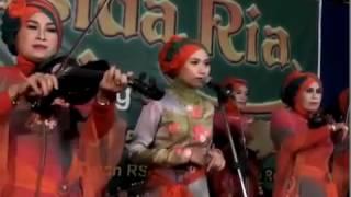 Lagu Religi - Album Nasida Ria Do'a Pengantin Hj. Nurhayati Qosidah NASIDARIA Semarang Live Tuban Video