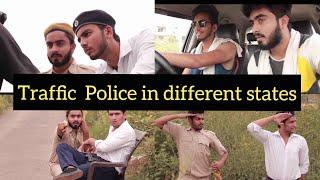 Video TRAFFIC POLICE IN DIFFERENT STATES- Elvish Yadav MP3, 3GP, MP4, WEBM, AVI, FLV November 2017