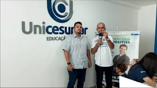 Entrevista Marcio Gavinho - Gestor de Polos - UNICESUMAR/RJ
